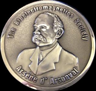 D'Arsonval Silver Medallion